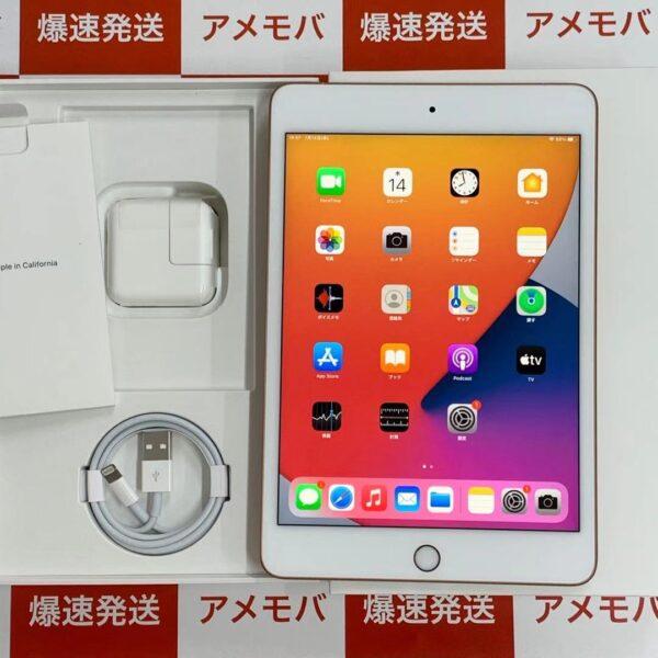 iPad mini 5 docomo版SIMフリー 256GB MUXE2J/A A2124-正面