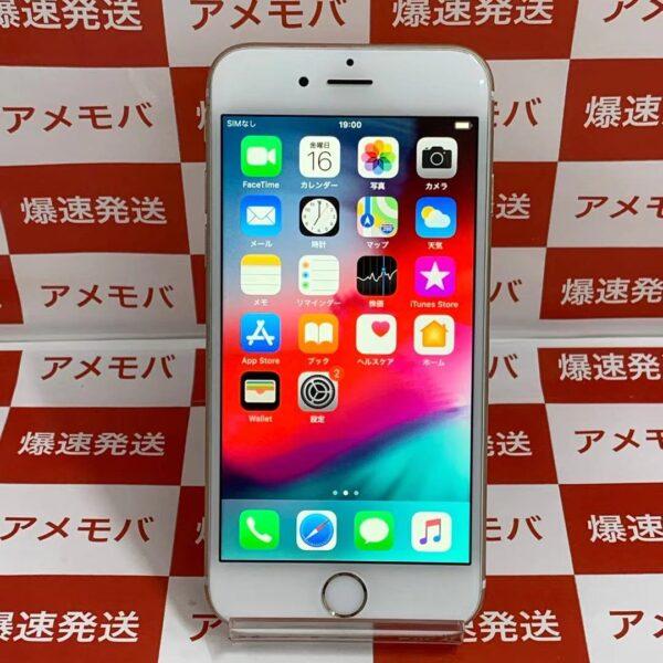 iPhone6 SoftBank 16GB NG4F2J/A A1586-正面