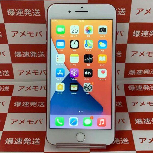 iPhone7 Plus docomo版SIMフリー 128GB MPR22J/A A1785-正面