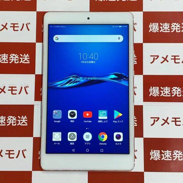 MediaPad M3 Lite s 701HW SoftBank 16GB MNCV2J/A A1779-正面