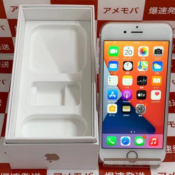 iPhone6s SoftBank版SIMフリー 32GB MN122J/A A1688 美品-正面