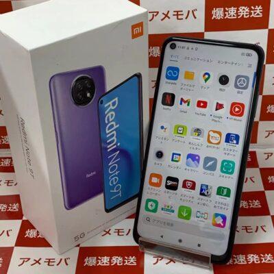 Redmi Note 9T SoftBank 64GB SIMロック解除済み A001XM 新品同様品