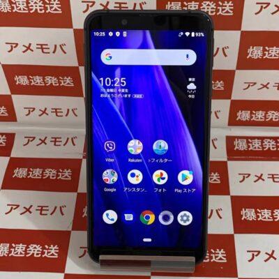 AQUOS sense3 lite SH-RM12 SIMフリー 64GB 楽天モバイル 極美品
