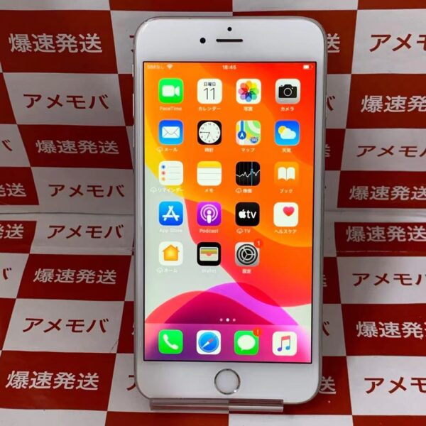iPhone6s Plus au版SIMフリー 16GB MKU22J/A A1687-正面