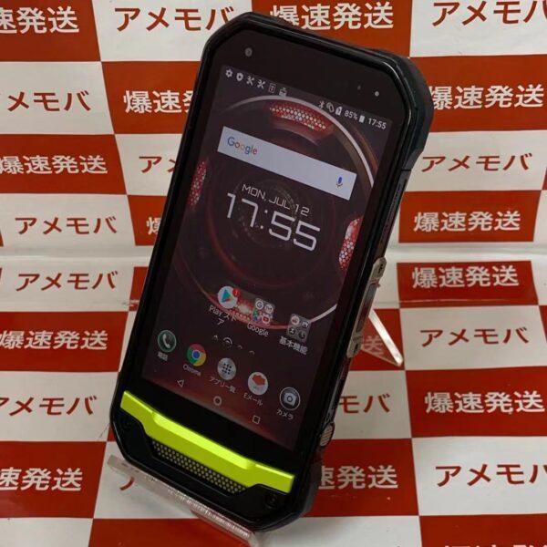 TORQUE G03 KYV41 au 32GB SIMロック解除済 美品-正面