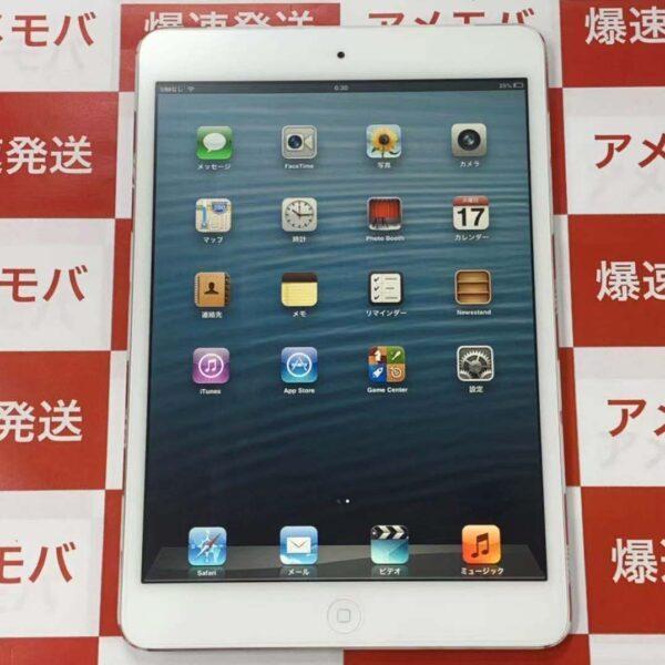 iPad mini(第1世代) au 16GB MD543J/A A1455 極美品-正面