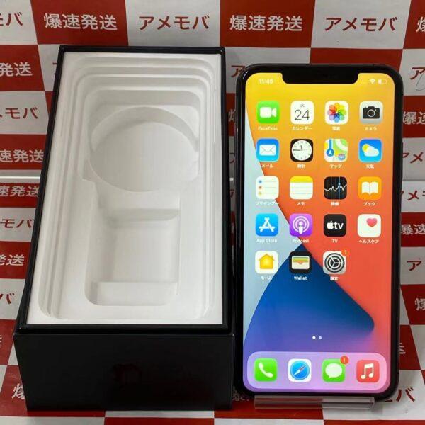iPhone11 Pro Max Apple版SIMフリー 64GB MWHD2J/A A2218 極美品-正面