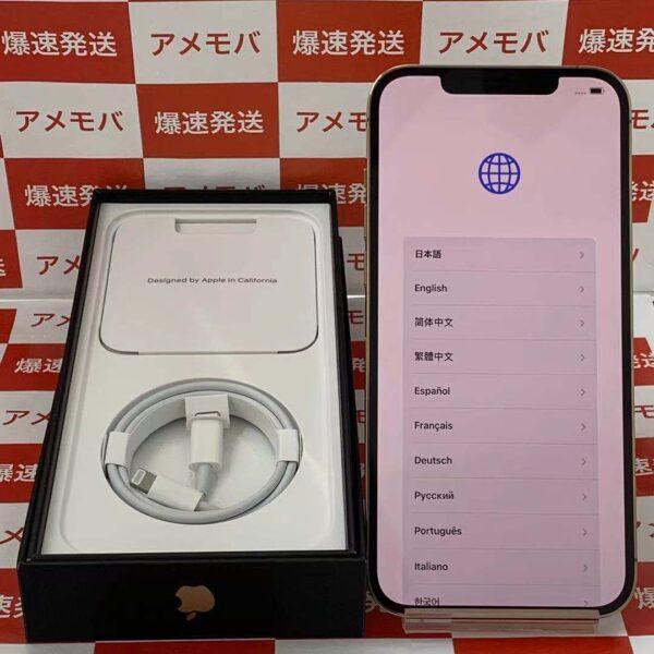 iPhone12 Pro Max docomo版SIMフリー 128GB MGCW3J/A A2410-正面