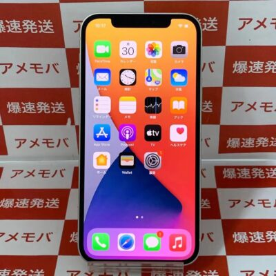 iPhone12 docomo版SIMフリー 128GB MGHV3J/A A2402 美品