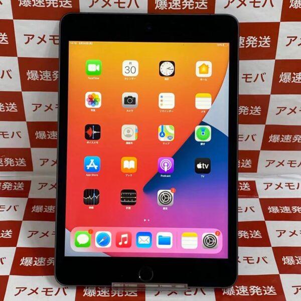 iPad mini 5 SoftBank版SIMフリー 64GB MUX52J/A A2124 極美品-正面
