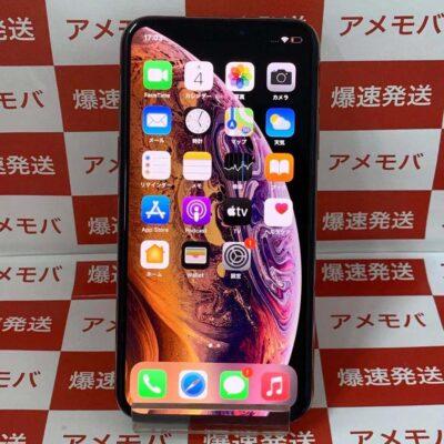 iPhoneXS docomo版SIMフリー 256GB MTE22J/A A2098