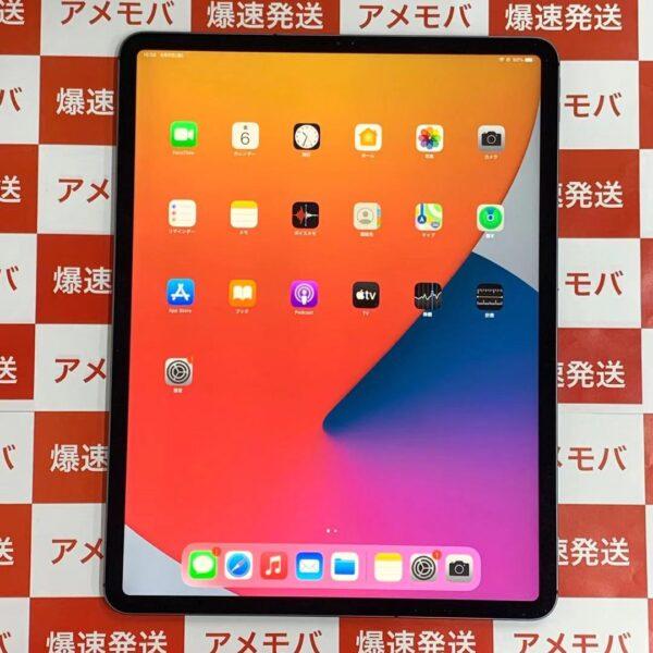 iPad Pro 12.9インチ 第4世代 docomo版SIMフリー 1TB MXFJ92J/A-正面