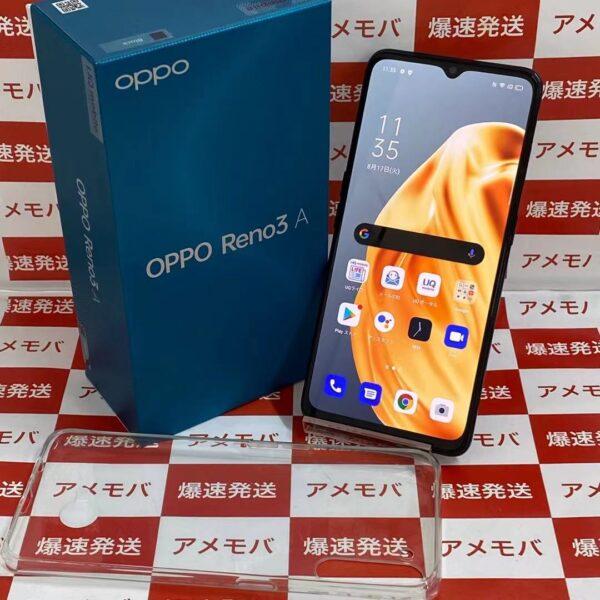 OPPO Reno3 A UQmobile 128GB SIMロック解除済み-正面