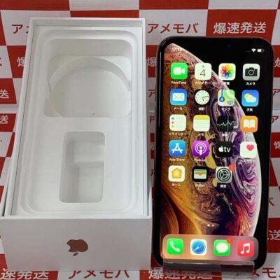 iPhoneXS Apple版SIMフリー 256GB MTE22J/A A2098 訳あり大特価