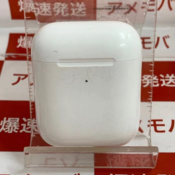 Apple AirPods 第2世代 with Wireless Charging Case MRXJ2J/A -正面