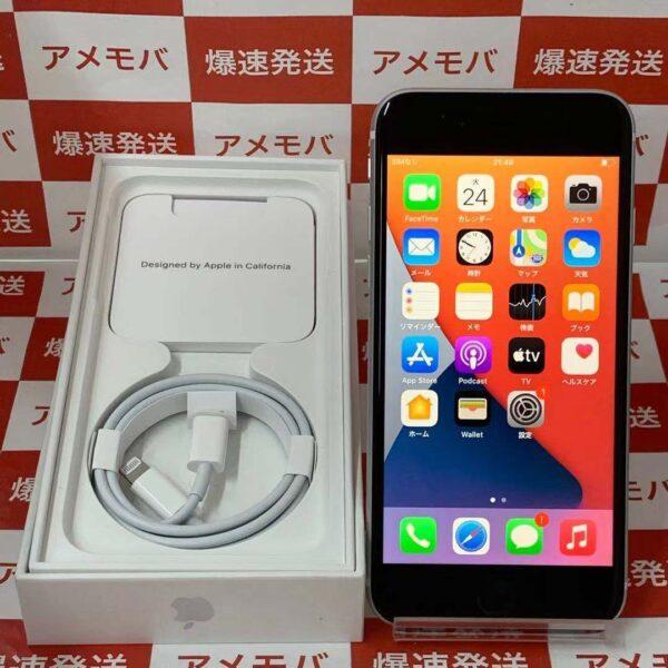 iPhoneSE 第2世代 au版SIMフリー 64GB MHGQ3J/A A2296-正面