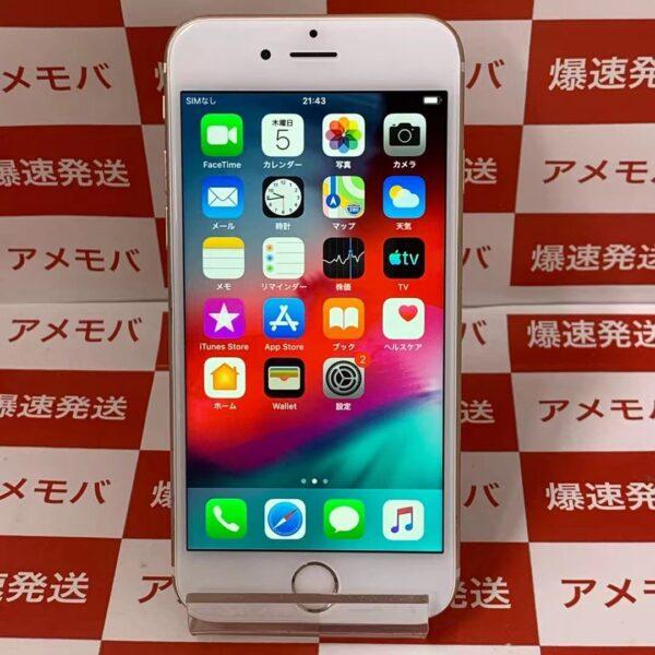 iPhone6 docomo 64GB NG4J2J/A A1586-正面