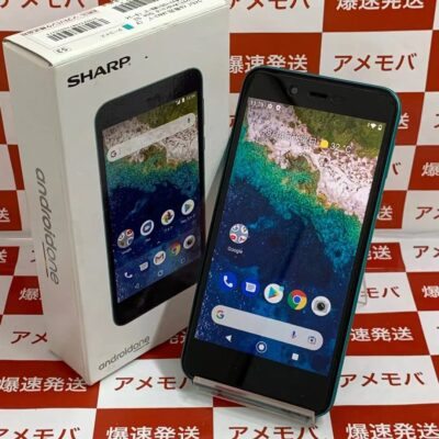 Android One S3 S3-SH SoftBank 32GB SIMロック解除済み