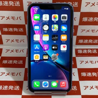 iPhoneXR SoftBank版SIMフリー 64GB MT0E2J/A A2106 極美品
