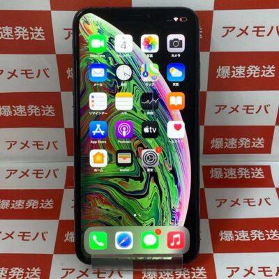 iPhoneXS Max SoftBank版SIMフリー 256GB MT6U2J/A A2102