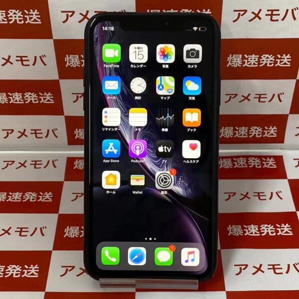 iPhoneXR au版SIMフリー 64GB MT002J/A A2106-正面