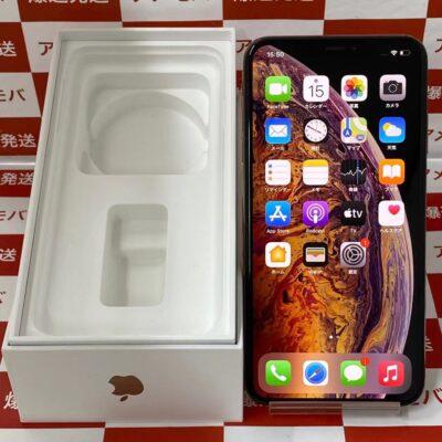 iPhoneXS Max au版SIMフリー 256GB MT6W2J/A A2102