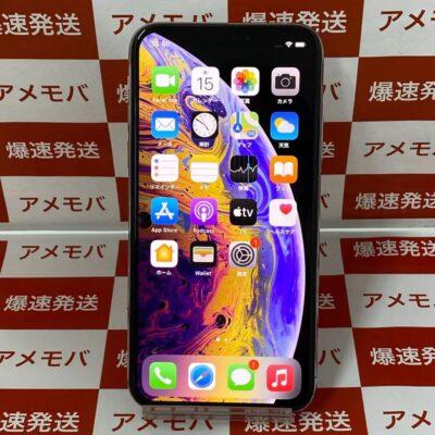 iPhoneXS au版SIMフリー 64GB MTAX2J/A A2098 訳あり大特価