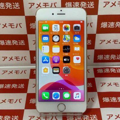 iPhone6s au版SIMフリー 128GB NKQV2J/A A1688