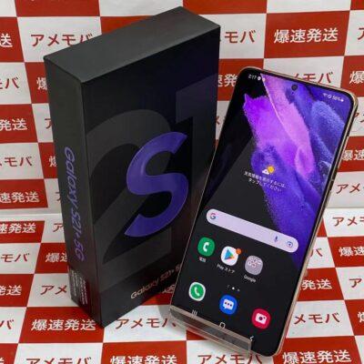 Galaxy S21+ 5G SIMフリー 256GB 新品同様品