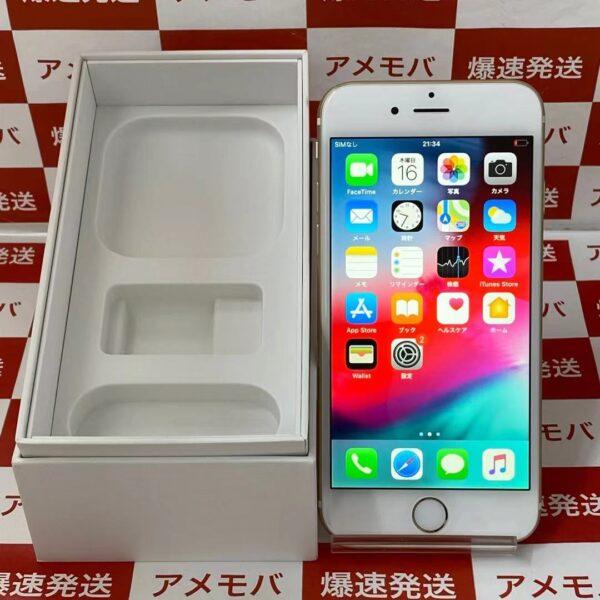 iPhone6 au 16GB MG492J/A A1586-正面
