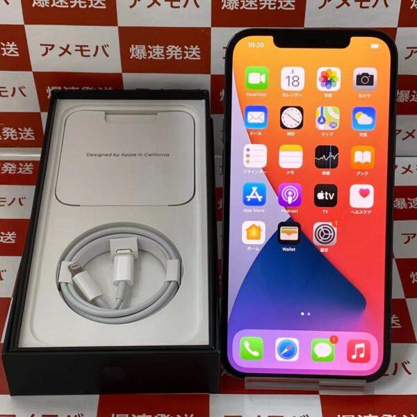 iPhone12 Pro Max Apple版SIMフリー 128GB MGCX3J/A A2410-正面