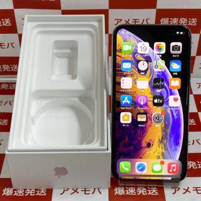 iPhoneXS au版SIMフリー 64GB MTAX2J/A A2098 美品