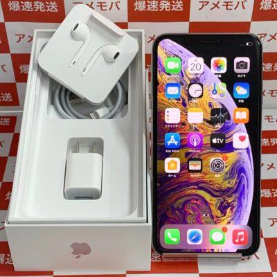 iPhoneXS Max SoftBank版SIMフリー 256GB MT6V2J/A A2102 極美品 フルセット