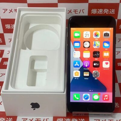 iPhone7 SoftBank版SIMフリー 128GB NNCK2J/A A1779 美品