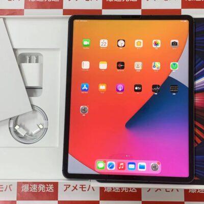iPad Pro 12.9インチ 第5世代 SoftBank版SIMフリー 512GB MHR83J/A A2461