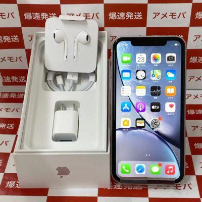 iPhoneXR docomo版SIMフリー 64GB MT032J/A A2106 極美品 フルセット