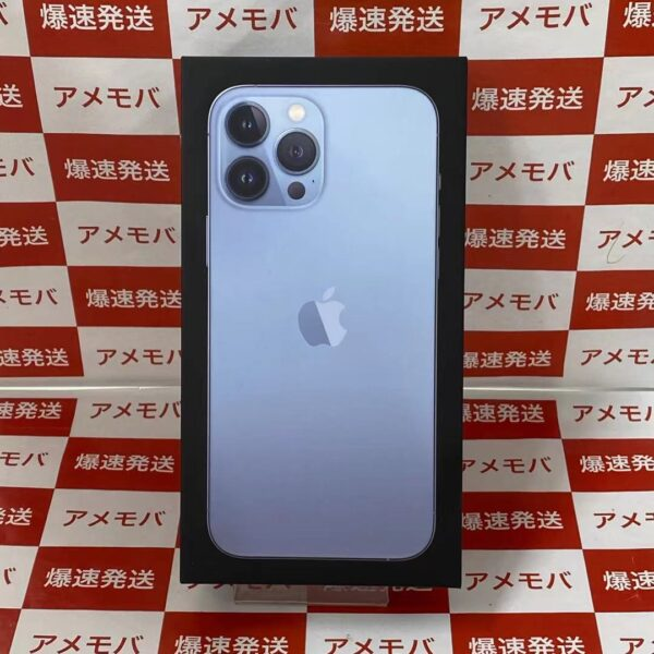 iPhone13 Pro Max Apple版SIMフリー 256GB MLJD3J/A A2641 新品未開封 即日発送正面