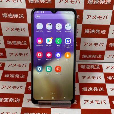 Galaxy A32 5G SCG08 au 64GB SIMロック解除済み 美品