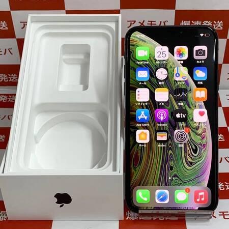 iPhoneXS docomo版SIMフリー 64GB NTAW2J/A A2098正面