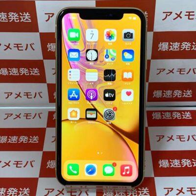 iPhoneXR 海外版SIMフリー 128GB 物理デュアルSIM MT1E2CH/A A2108