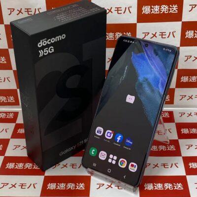 Galaxy S21 5G SC-51B docomo 256GB