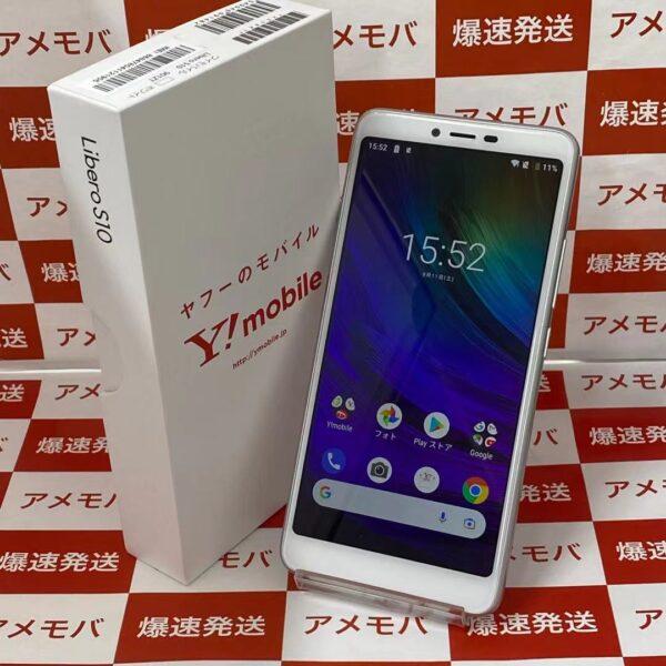 Libero S10 Y!mobile 32GB 901ZT SIMロック解除済み-正面