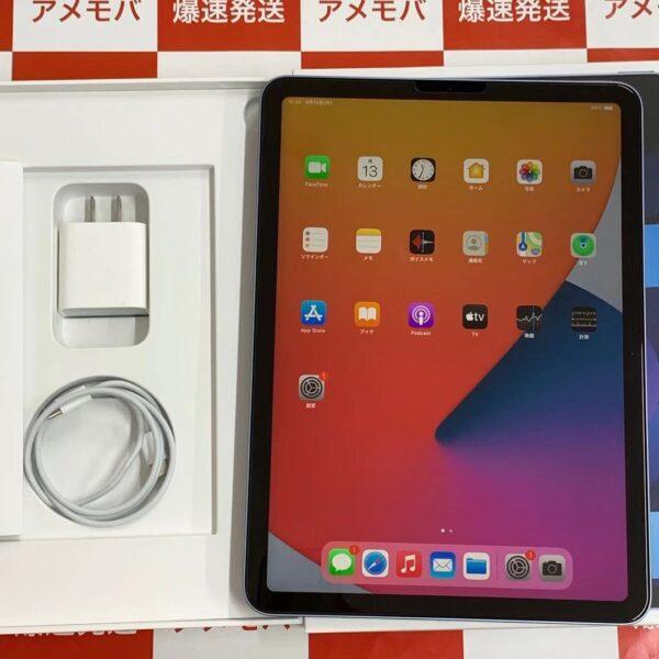 iPad Air 第4世代 Wi-Fiモデル 64GB MYFQ2J/A A2316-正面