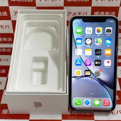 iPhoneXR docomo版SIMフリー 128GB MT0J2J/A A2106 美品