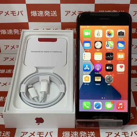 iPhoneSE 第2世代 docomo版SIMフリー 64GB MHGR3J/A A2296正面