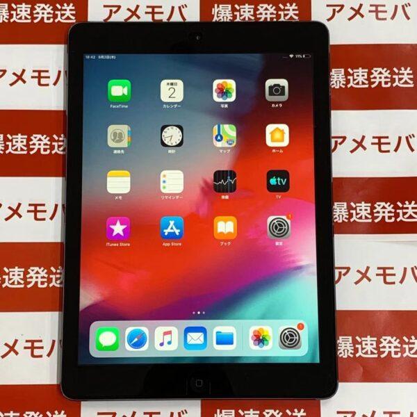 iPad Air 第1世代 SoftBank 16GB MD791J/B A1475-正面