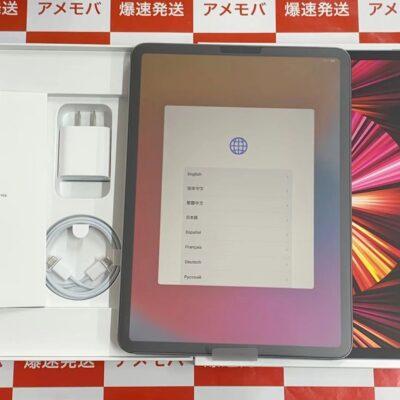 iPad Pro 11インチ 第3世代 Wi-Fiモデル 512GB MHQW3J/A A2377