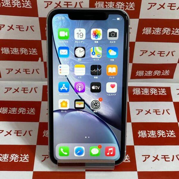 iPhoneXR Apple版SIMフリー 128GB MT0J2J/A A2106-正面