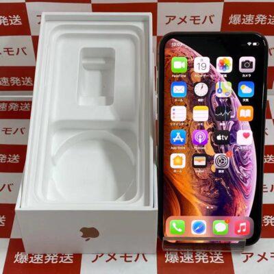 iPhoneXS SoftBank版SIMフリー 512GB NTE52J/A A2098