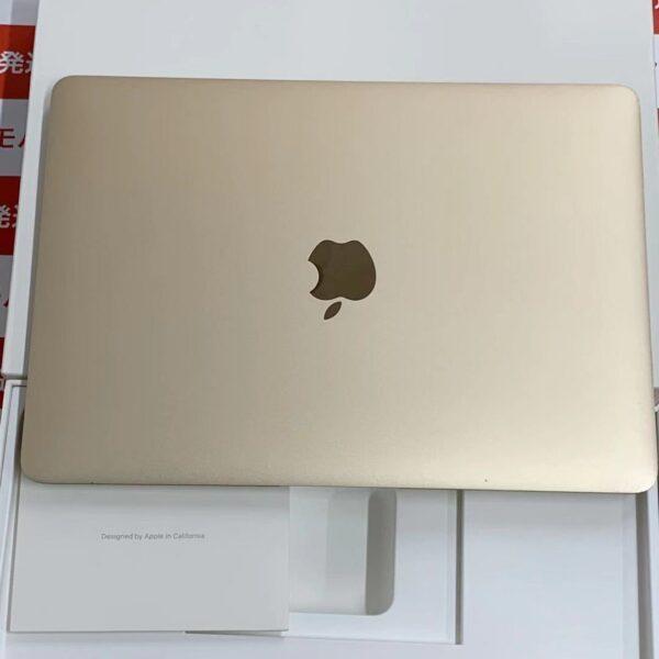 Macbook (Retina, 12-inch, 2017) 256GB 1.3GHz Core m3 8GBメモリー MNYK2J/A A1534-正面